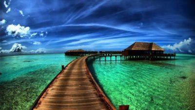 Imágenes De Paisajes Maravillosos mar