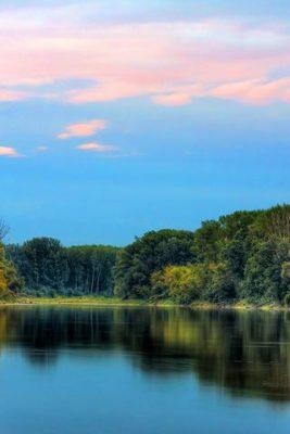imagenes de paisajes para celular lago