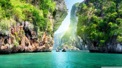 imagenes de paisajes preciosos costa