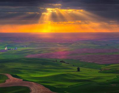 imagenes de paisajes preciosos valle