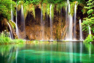 imagenes de paraisos naturales agua