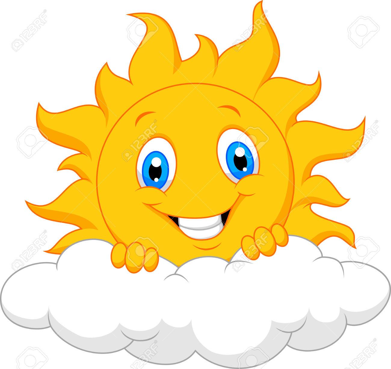 Bonitas imágenes del sol en caricatura para descargar