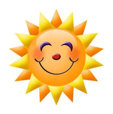 imagenes del sol en caricatura ojos