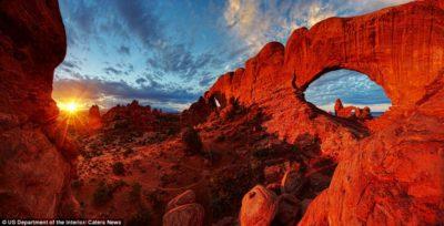 imagenes grandes de paisajes desierto