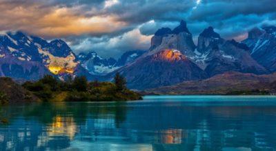 paisajes mas hermosos del mundo montañas
