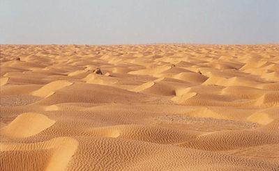 paisajes naturales del mundo reales desierto
