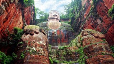 paisajes naturales del mundo reales escultura