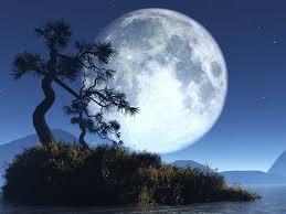 fotos de la luna llena  para inspirarse