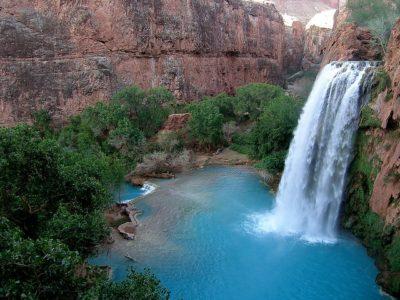 imagenes de cascadas rios