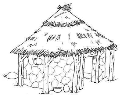 imagenes de la sierra nevada de santa marta para colorear casas