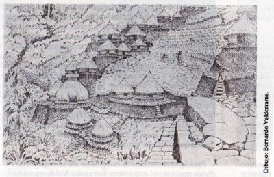 imagenes de la sierra nevada de santa marta para colorear facil