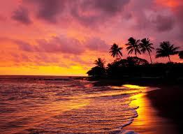 imagenes hermosas de paisajes del sol