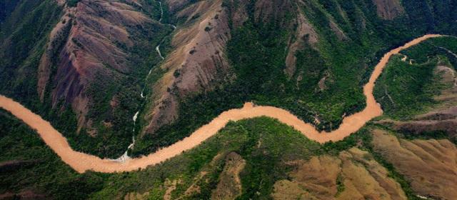 fotos de los ríos más importantes de colombia