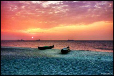 imagenes-de-atardeceres-en-la-playa