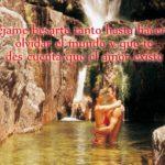 Imágenes De Cascadas Hermosas Con Frases De Amor Para Descargar