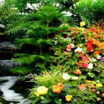 Imágenes De Paisajes Hermosos Con Cascadas Y Flores Naturales
