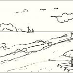 Las Mejores Imágenes De Paisajes Para Dibujar Fáciles