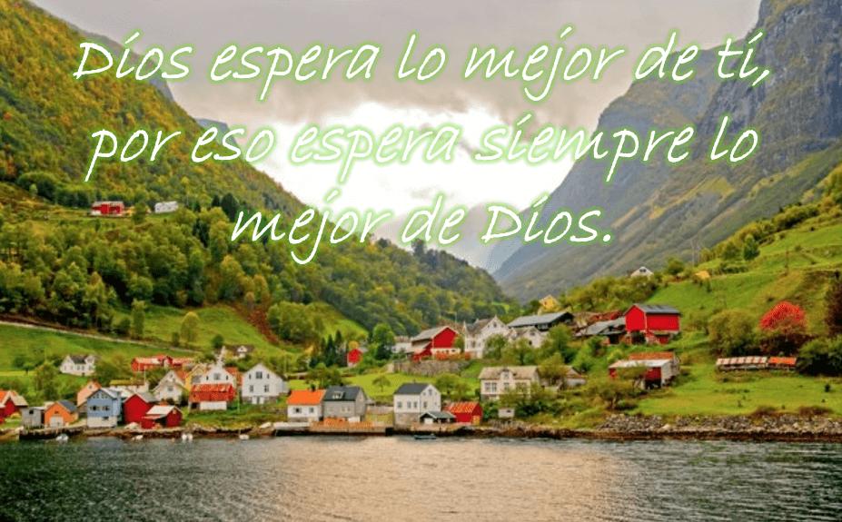Paisajes Con Frases Cristianas Bonitas De Reflexión
