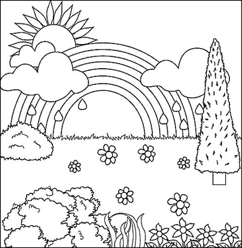 las mejores im genes de paisajes para dibujar f ciles