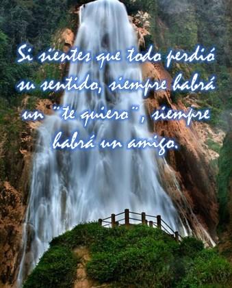 Imágenes de las cascadas más bonitas de México