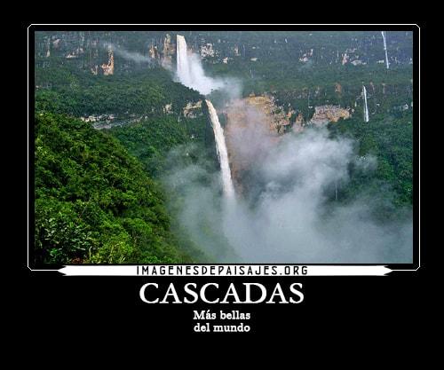 cascadas mas bellas del mundo