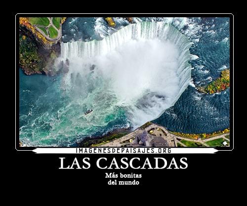 fotos de las cascadas mas bonitas del mundo