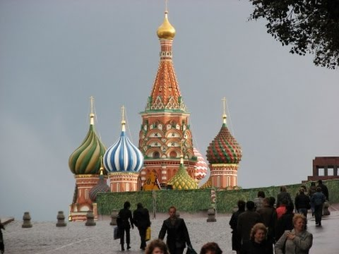 paisajes de rusia torres