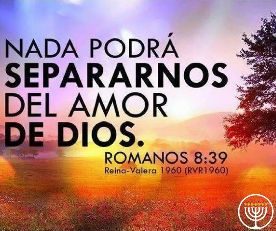 Nada nos podrá separar de Dios