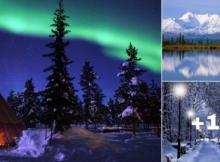 fotos de paisajes con nieve en invierno