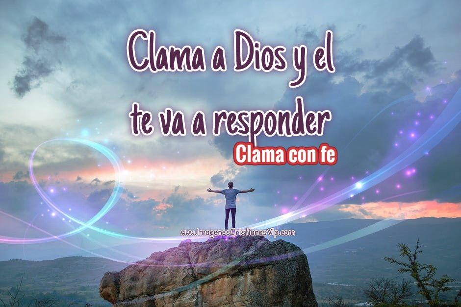 Cree en Dios paisaje