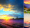 imagenes de paisajes hermosos en el amanecer